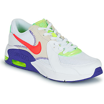 Chaussures Enfant Baskets basses Nike AIR MAX EXCEE AMD GS Blanc / Bleu / Rouge