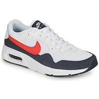 Chaussures Homme Baskets basses Nike NIKE AIR MAX SC Blanc / Rouge / Bleu