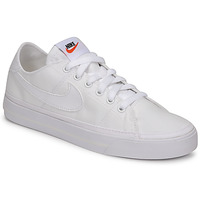 Chaussures Femme Baskets basses Nike NIKE COURT LEGACY CANVAS Blanc