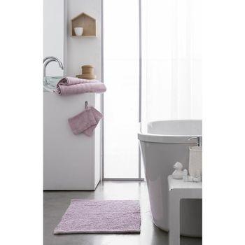 Maison & Déco Serviettes et gants de toilette Today Gant de toilette 16x21 coton EPONGE UNIE, EPONGE UNIE Violet
