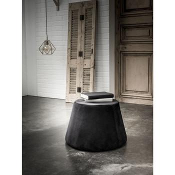 Maison & Déco Poufs Today Coussin  polyester Noir