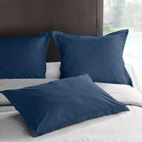 Maison & Déco Taies d'oreillers, traversins Baton Rouge Taie d'oreiller 50x70 coton Bleu