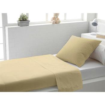 Maison & Déco Draps Oonook Draps plat 300x240 coton 5 Beige