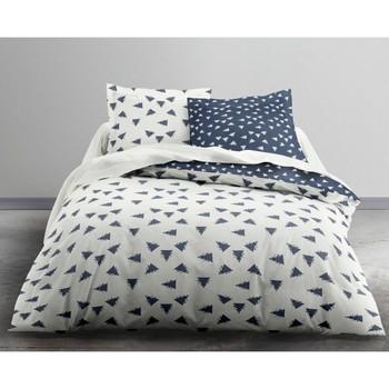 Maison & Déco Parures de lit Today Parure de housse de couette 240x220 polyester FAUST Bleu