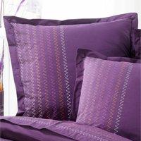 Maison & Déco Taies d'oreillers, traversins Oonook Taie d'oreiller, traversin 65x65 coton Violet