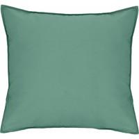 Maison & Déco Taies d'oreillers, traversins Oonook Taie d'oreiller, traversin 50x70 coton LYOCELL UNI Vert