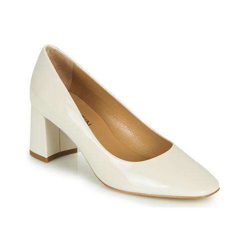 Chaussures Femme Escarpins JB Martin NORMAN blanc