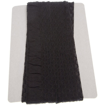 Sous-vêtements Femme Veuillez choisir un pays à partir de la liste déroulante Giulia Collant fin - Transparent - Arianna stripe 20 N°1 Noir