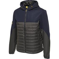 Vêtements Homme Doudounes Hummel Veste  North Hybrid bleu marine