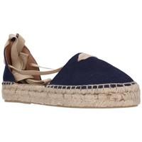 Chaussures Femme Espadrilles Carmen Garcia 92D30 azul 300 Mujer Azul bleu