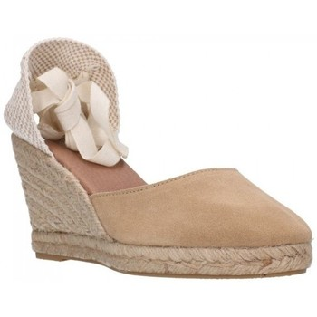 Chaussures Femme Espadrilles Carmen Garcia 48s7 ARENA Mujer Beige beige