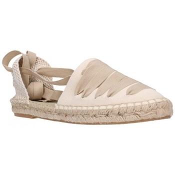 Chaussures Femme Espadrilles Carmen Garcia 39S16 Beig Mujer Beige beige