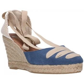 Chaussures Femme Espadrilles Carmen Garcia 41s7 Iris Mujer Azul bleu
