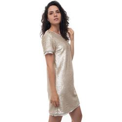 Vêtements Femme Robes courtes Luckylu 29LL-AB40PT0942 Oro