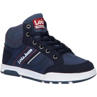 Chaussures Enfant Baskets montantes Lois 63083 Azul