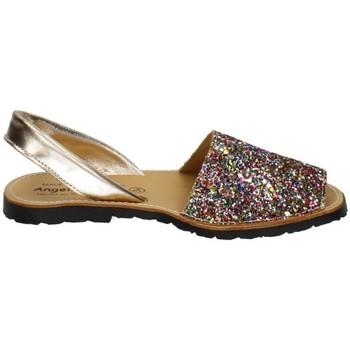 Chaussures Femme Sandales et Nu-pieds Angelitos  Multicolore