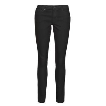 Vêtements Femme Jeans slim Vero Moda VMJUDY Noir