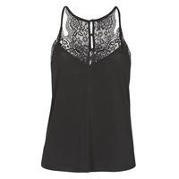 Vêtements Femme Débardeurs / T-shirts sans manche Vero Moda VMANA Noir