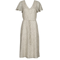 Vêtements Femme Robes courtes Vero Moda VMJOT Beige
