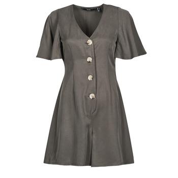 Vêtements Femme Combinaisons / Salopettes Vero Moda VMVIVIANA Kaki