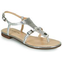 Chaussures Femme Sandales et Nu-pieds JB Martin 2GAELIA Argenté