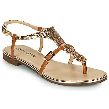 Chaussures Femme Sandales et Nu-pieds JB Martin 2GAELIA Marron