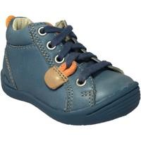 Chaussures Garçon Boots Noel Mikid bleu