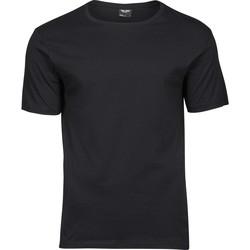 Vêtements Homme T-shirts manches courtes Tee Jays T5000 Noir