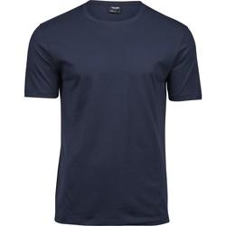 Vêtements Homme Et acceptez notre Polique de Protection des Données Tee Jays T5000 Bleu marine