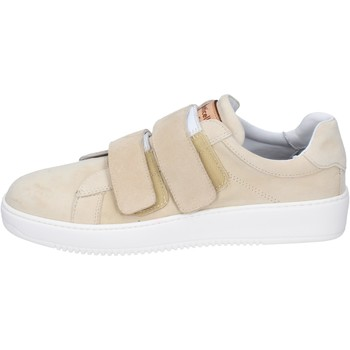Chaussures Homme Baskets basses Roberto Botticelli Sneakers Daim Beige