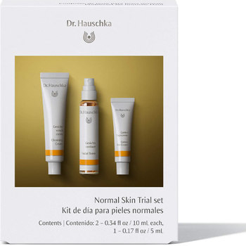 Beauté Femme Démaquillants & Nettoyants Dr. Hauschka Normal Skin Trial Coffret 3 Pz
