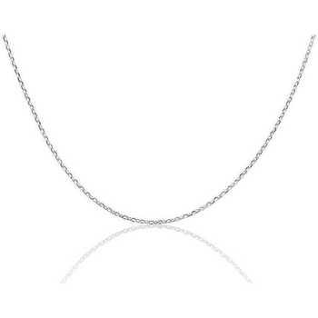 Montres & Bijoux Colliers / Sautoirs Cleor Chaîne  en Argent 925/1000 Blanc