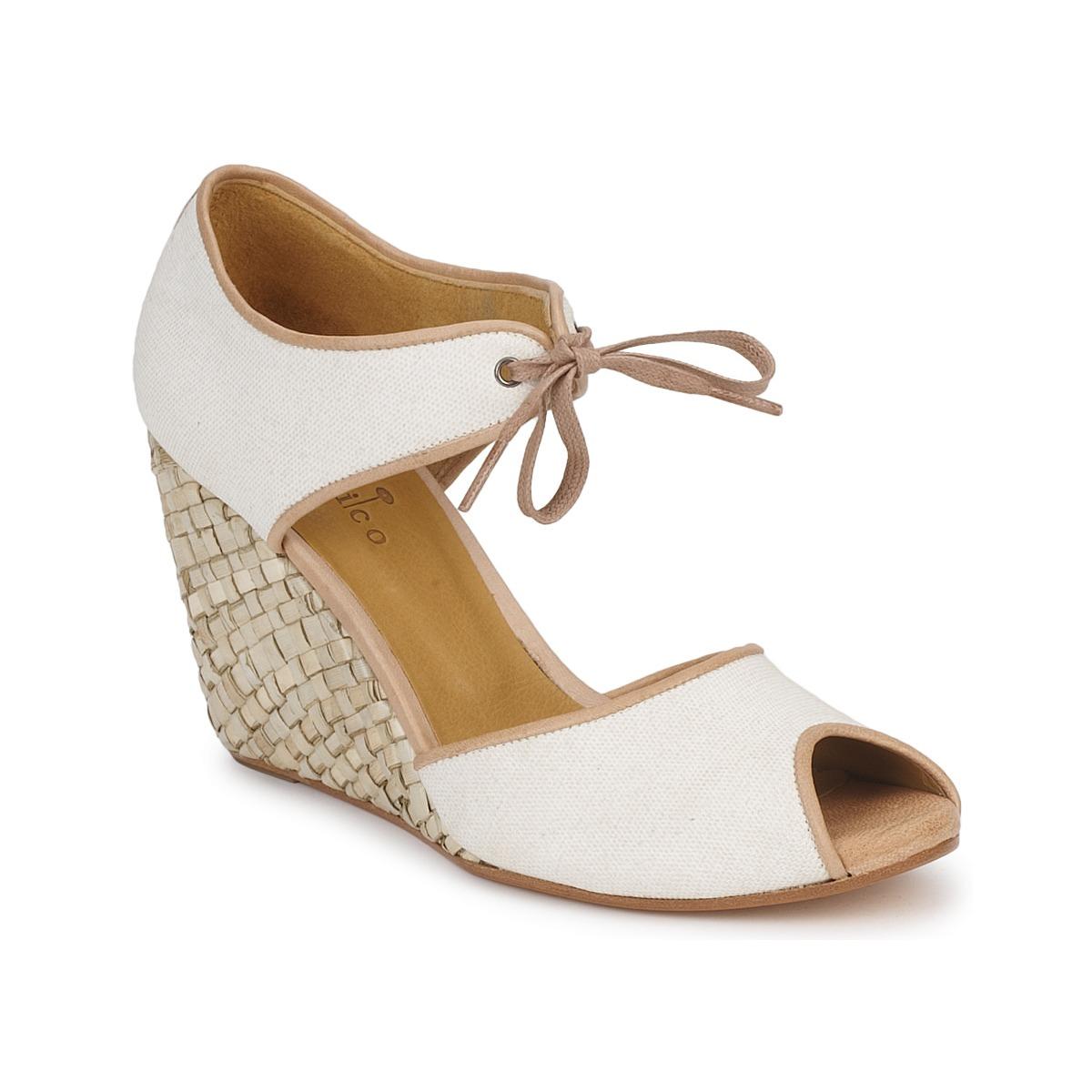 Sandale Coclico JIEN Blanc