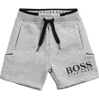 Vêtements Garçon Shorts / Bermudas BOSS NOLLA Gris