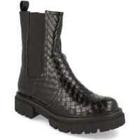 Chaussures Femme Bottines Buonarotti 1S-0485 Negro