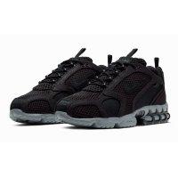 Chaussures Baskets basses Nike Air Zoom Spiridon x Stussy Black Black/Cool Grey/White