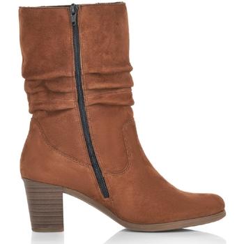 Chaussures Femme Bottines Rieker Y8983-24 Marron