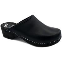 Chaussures Femme Sabots My Clogs MY64 Noir