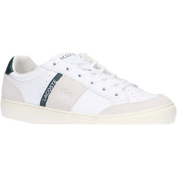 Chaussures Homme Multisport Lacoste 40CMA0010 COURTLINE Blanco