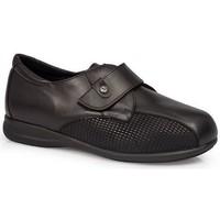 Chaussures Femme Derbies & Richelieu Calzamedi CHAUSSURES  DIABETIC 0708 BLACK