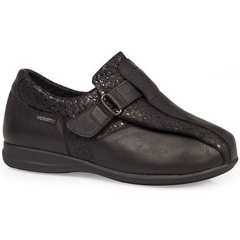 Chaussures Femme Derbies & Richelieu Calzamedi CHAUSSURES  ELASTIQUES DIABETIQUES BLACK