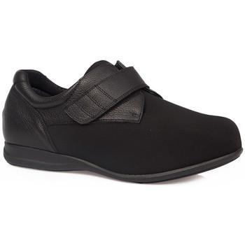 Chaussures Derbies & Richelieu Calzamedi CHAUSSURES DIABÉTIQUES E NOIR