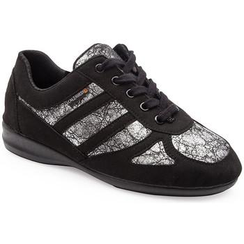 Chaussures Femme Derbies & Richelieu Calzamedi CHAUSSURES CONFORT  3083 BLACK