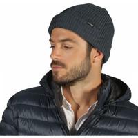 Accessoires textile Bonnets Waxx Bonnet Homme Pepite Gris Foncé