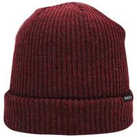 Accessoires textile Bonnets Waxx Bonnet Homme Pepite Rouge Bordeaux