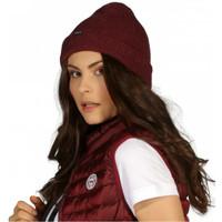 Accessoires textile Bonnets Waxx Bonnet Femme Pepite Rouge bordeaux