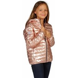 Vêtements Fille Doudounes Waxx Doudoune Fille rose shiny Rose shiny