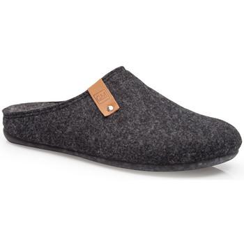 Chaussures Chaussons Calzamedi CHAUSSONS MAISON  E 6579 BEIGE
