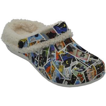 Chaussures Femme Chaussons Woz AWOZCOMICS nero