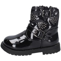 Chaussures Fille Low boots Asso AG-9932 NOIR
